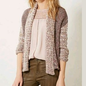 Anthropologie Moth Woodhouse Cardigan Sweater